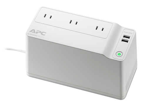 APC Back-UPS Connect 90, 120V, Network backup, USB charging ports