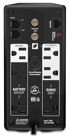APC Power Saving Back-UPS Pro 700 | APCGuard.com on
