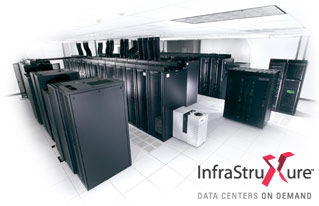 InfraStruXure Data Centers on Demand