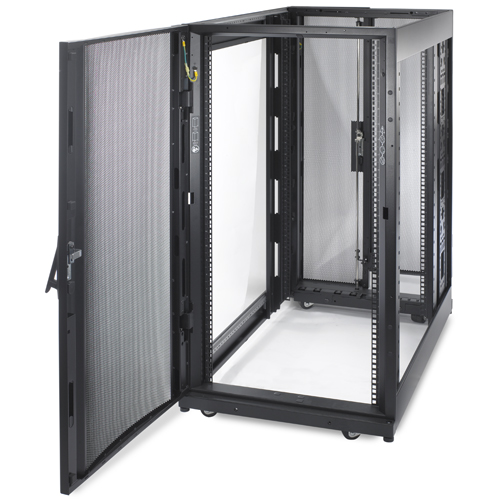 APC NetShelter SX 24U Sides and Top Open