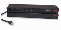 AP7900 - APC Rack PDU, Switched, 1U, 15A, 100/120V, (8)5-15