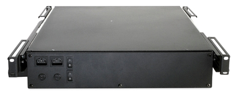 APC Rack Side Air Distribution Side