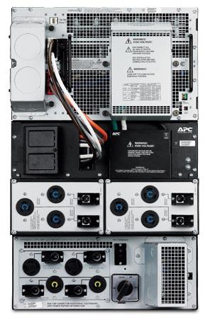 APC Smart-UPS RT 20KVA RM 208V, 208V/120V 10KVA Step-Down Transformer