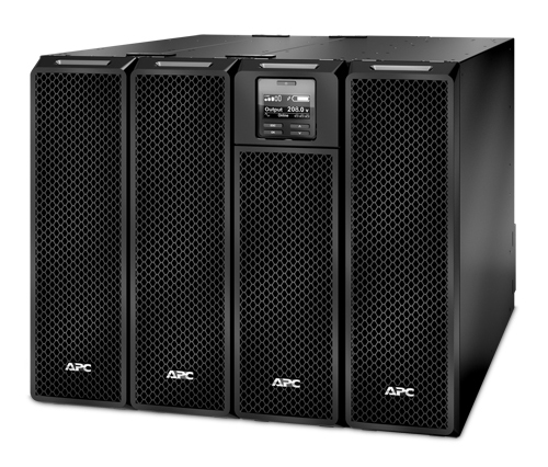 APC Smart-UPS SRT 10000VA with Two 208/240V to 120V 5kVA Step-Down Transformers