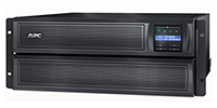 SMX3000HVT - APC Smart-UPS X 3000VA Short Depth Tower/Rack Convertible LCD 208V