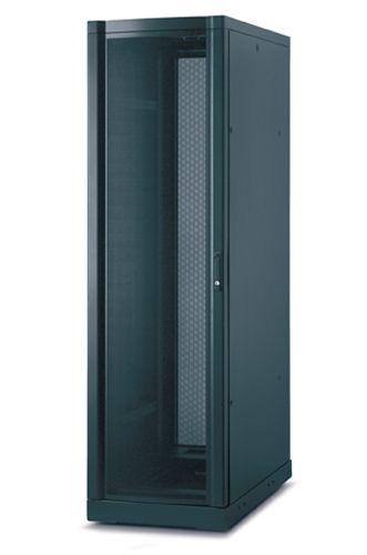 Apc Netshelter Vx Seismic 42u Enclosure With Sides Black