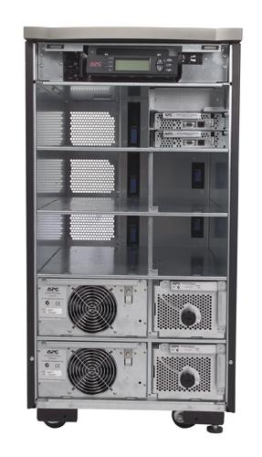 APC Symmetra LX 16kVA Scalable to 16kVA N+1 Tower, 208/240V Input