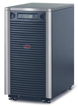 APC Symmetra LX 8kVA Scalable to 16kVA N+1, Tower 208/240V Input, 208/240V and 120V Output