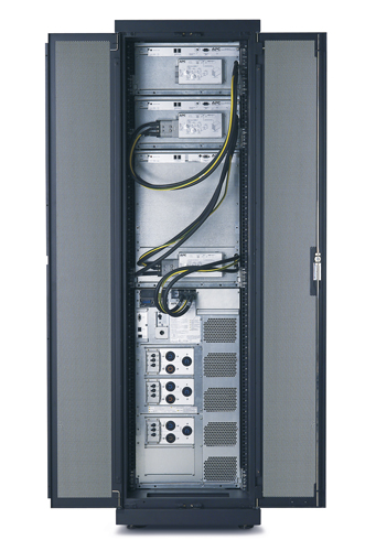 SYA8K16RMP Rack-Mount Device Rear