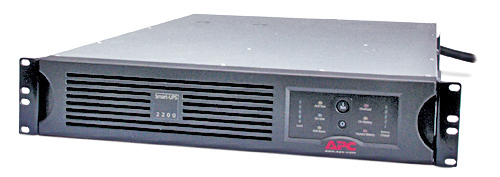 APC Smart-UPS 2200VA USB & Serial RM 2U 120V