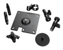 NBAC0301 - Surface Mounting Brackets for NetBotz Room Monitor Appliance or Camera Pod